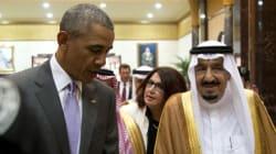 Obama a Riad, prove di disgelo con l'Arabia