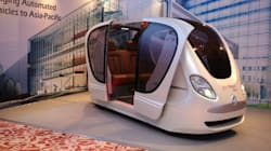 Commuters Of The Future, Your Driverless Chariot