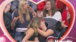 Questa ragazza potrebbe far passare la voglia di usare la kiss