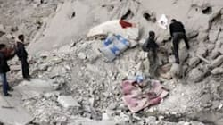 Harrowing Footage From Inside A Besieged Syrian