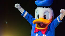 Oh boy, Oh Boy, Oh Boy! Donald Duck Is A BIG Deal In This