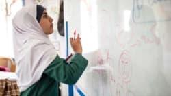 Questa profuga si ispira a Malala per impedire il matrimonio delle