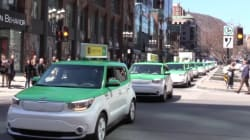 Téo dépassera les frontières de l'industrie du taxi, selon