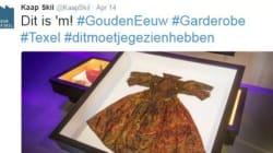Les Pays-Bas exposent des tenues du XVIIe retrouvées intacts dans une
