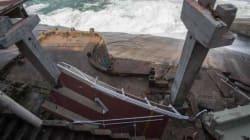 Une piste cyclable construite pour les Jeux de Rio s'effondre, deux