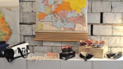 Le lancement de la griffe Port-Franc chez Atelier 10