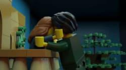 'Romeo y Julieta' en Lego, el mejor homenaje a Shakespeare en el aniversario de su