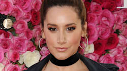 Ashley Tisdale Laughs Off Wardrobe Malfunction Like A