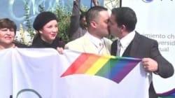 Felizes para sempre! Chile tem primeiro policial a realizar união civil com