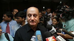 Anupam Kher Has Announced A New Film And It's Closely Related To His
