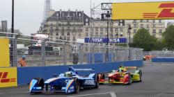 Les images du prix de Formule E à
