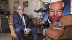 Le CSA ne va plus compter Jean Marie Le Pen dans le temps de parole du