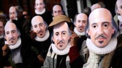 400 ans après leur mort, Shakespeare et Cervantès honorés
