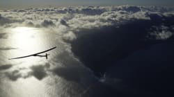 Solar-Powered Plane Nears Completion Of Trip Over