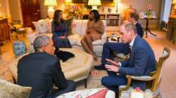 La foto di Obama dai reali rivela i segreti di Kensington Palace (e di