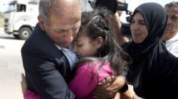 La photo du jour : la plus jeune Palestinienne jamais emprisonnée par Israël