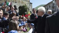 Mattarella celebra la Liberazione: