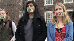Taking A Stand Against Campus Sexual