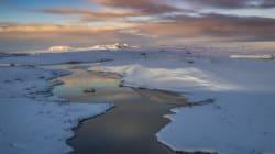 Est-ce que la destruction de l'Arctique est au menu ce