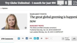 The Globe Apologizes After Columnist Accused Of Plagiarizing,