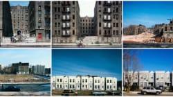 Estas fotos mostram a impressionante mudança que o tempo causa em