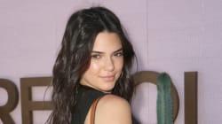 Kendall Jenner ne ressemble plus à