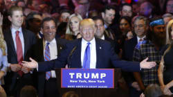 Trump pulvérise la concurrence aux primaires du 3e Super