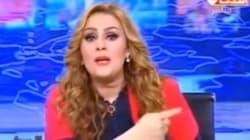La conduttrice egiziana:
