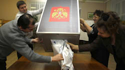 Exit Polls Show Drop In Support For Putin's