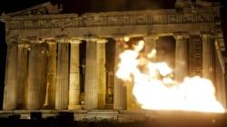 À 100 jours des JO de Rio, la flamme olympique entre les mains du