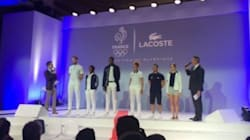 Lacoste dévoile les tenues des sportifs français aux JO de