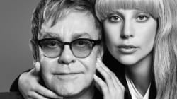 Elton John et Lady Gaga lancent une collection de