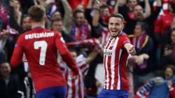 L'ouverture du score somptueuse de l'Atlético face au