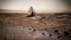 SpaceX enverra une capsule vers Mars dès