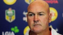 St George Illawarra NRL Coach Arrested For Drink