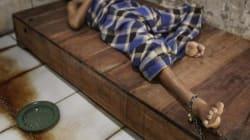 インドネシア:拘束される精神障がい者