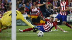 Regardez le but d'Atlético Madrid-Bayern