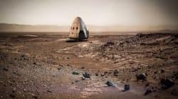 Elon Musk veut envoyer une fusée sur Mars dès