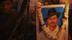 Don't Call Bhagat Singh, Chandra Shekhar Azad Terrorists, HRD Ministry Tells Delhi