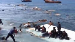 Parte il recupero dei 500 corpi di migranti.