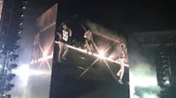 Beyoncé se fait voler la vedette en plein concert par deux fans qui dansent aussi bien
