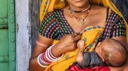 L'Inde ouvre une nouvelle banque de lait maternel