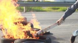 FOTOS: Contra 'golpe' e 'agenda Temer', MTST protesta em 9