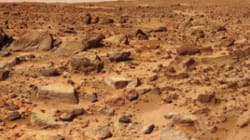 WATCH: 360-Degree Image Shows Wind-Swept Martian