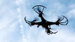 GB: le drone n'était peut-être qu'un «sac en
