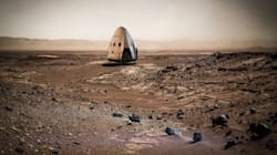 Elon Musk Says SpaceX Is Going To Mars By