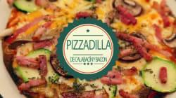Cómo hacer 'pizzadillas': entre la pizza y la