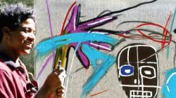 Basquiat prima della storia con Madonna (e di Andy