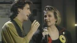 Nathalie et René Simard réunis pour la 1ère fois en 25