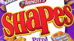 Original Arnott's Shapes Selling On eBay For $50 A